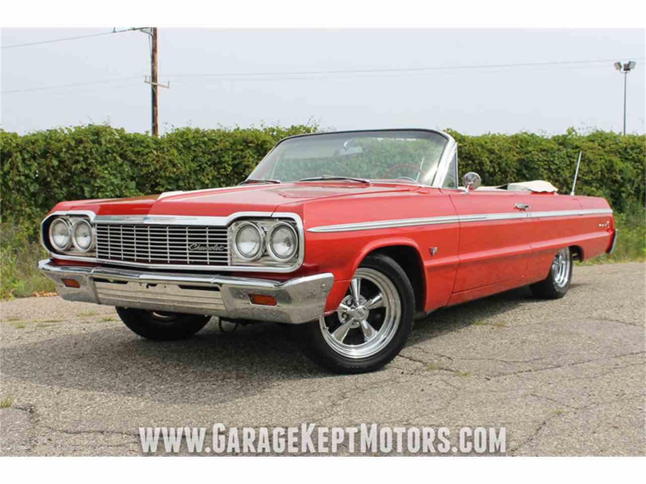 1964 chevrolet impala for sale cc 1008326. Black Bedroom Furniture Sets. Home Design Ideas