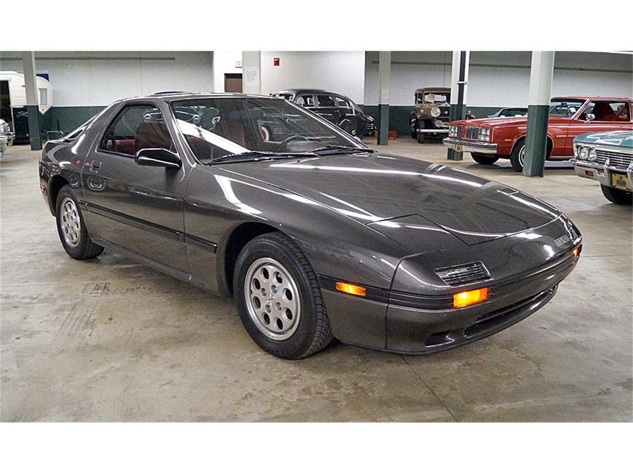 1987 mazda rx se rx7 classic cc financing inspection insurance transport canton ohio classiccars