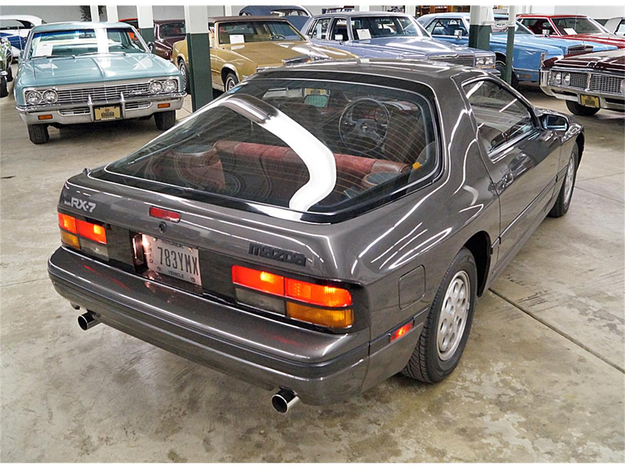 mazda 1987 rx se rx7 ohio canton 87 similar classic financing inspection insurance transport cc
