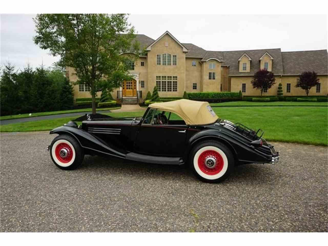 1936 Mercedes-Benz 500K REPLICA STUNNING REPRODUC for Sale ...