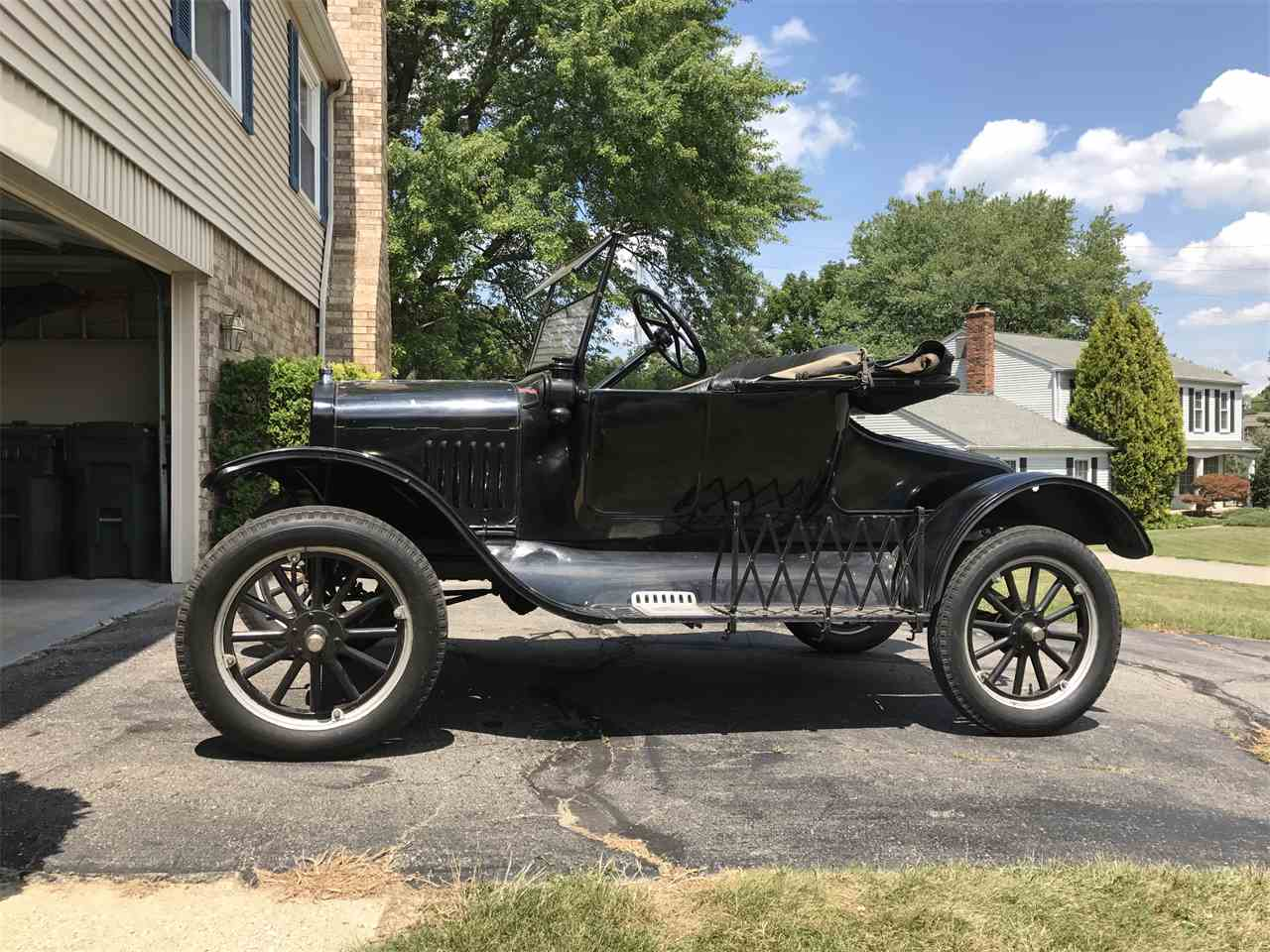 Large Picture of '24 Model T located in Michigan - $10,500.00 - LM42