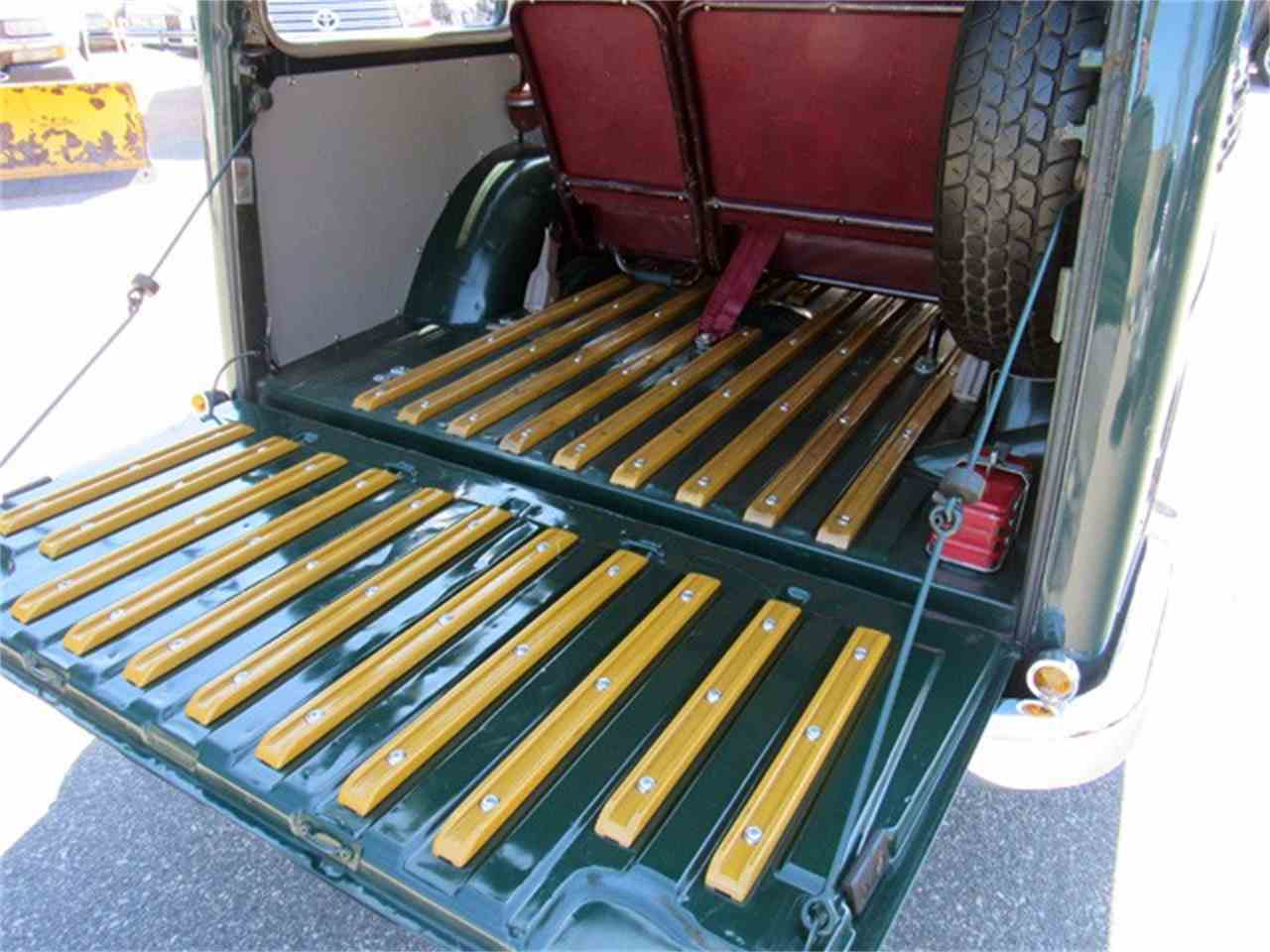 Large Picture of 1950 Willys Jeep Wagon located in Holliston Massachusetts - $32,000.00 - LM4A