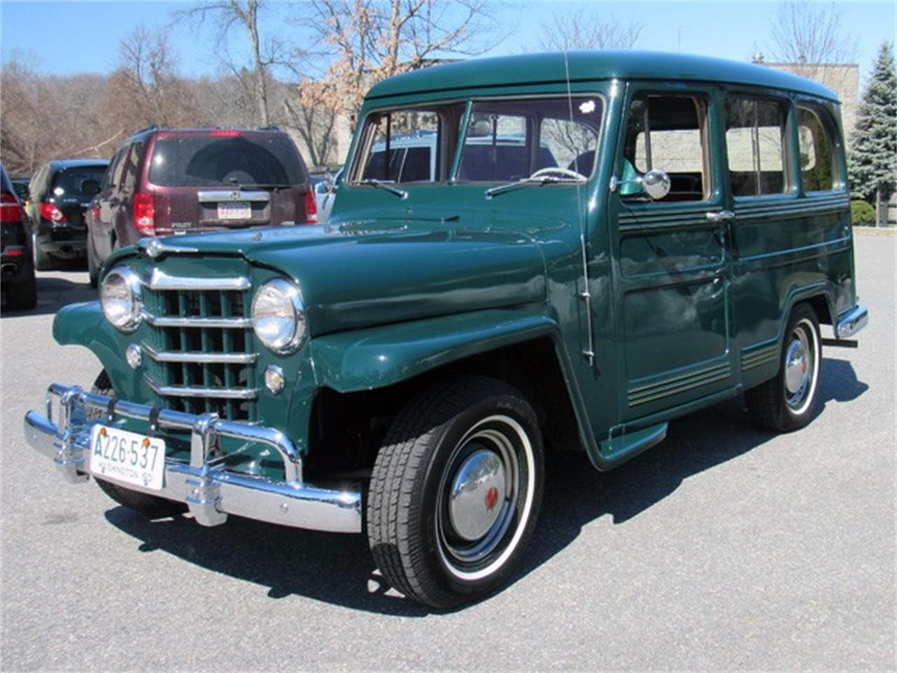 Large Picture of '50 Jeep Wagon - LM4A