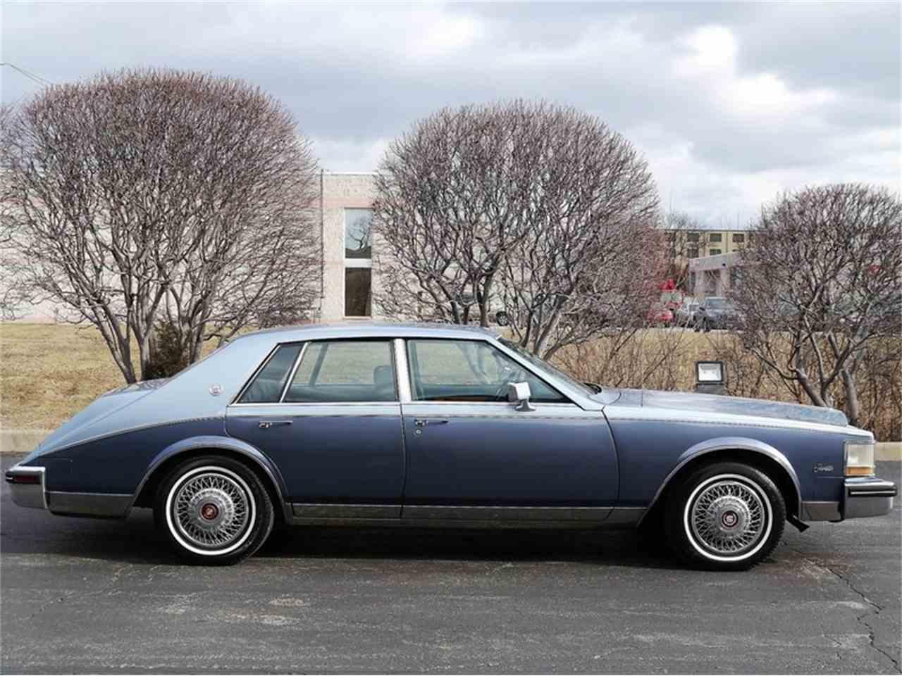 1985 Cadillac Seville for Sale | ClassicCars.com | CC-1008458 | 1280 x 960 jpeg 102kB