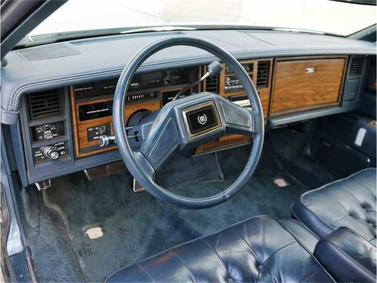 Large Picture of '85 Seville - LM4Q