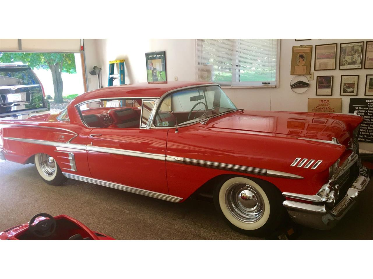 Large Picture of '58 Impala - LM51