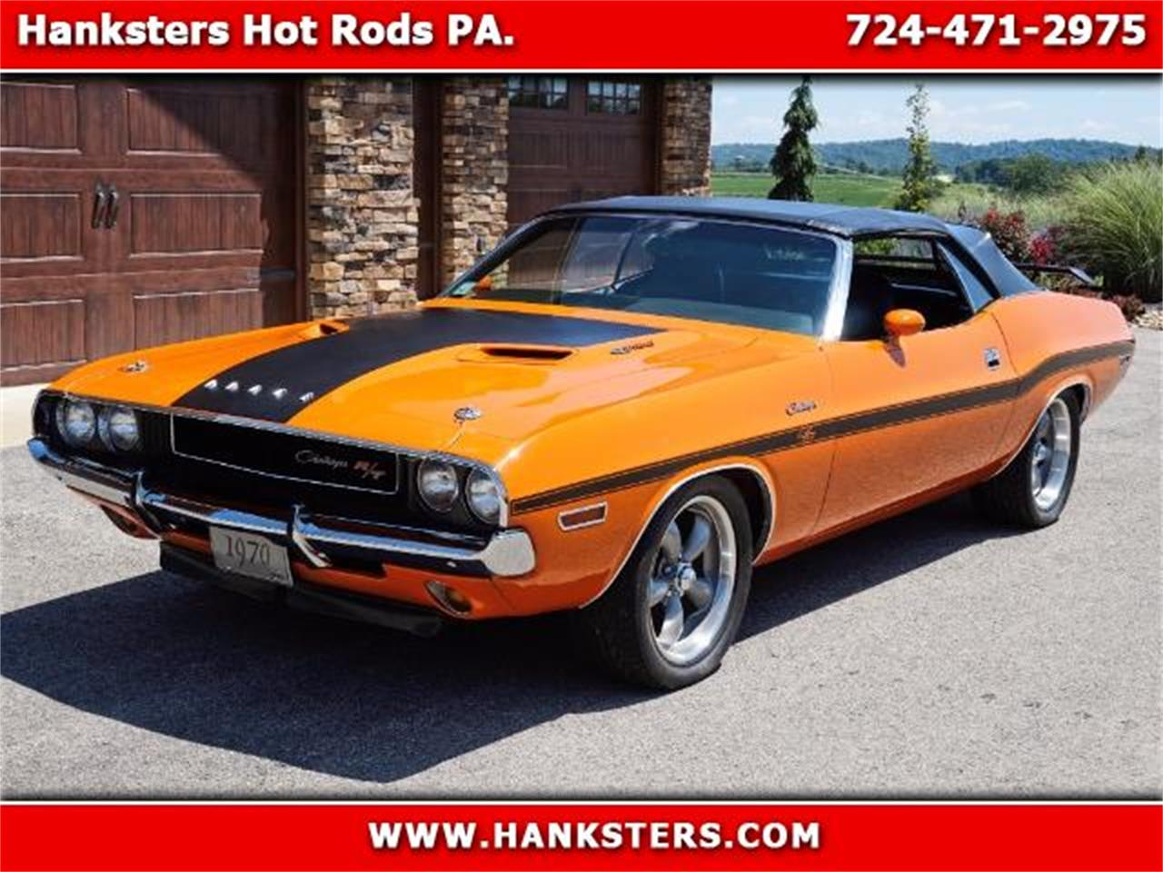 Large Picture of '70 Dodge Challenger - $79,900.00 Offered by Hanksters Muscle Cars - LM52