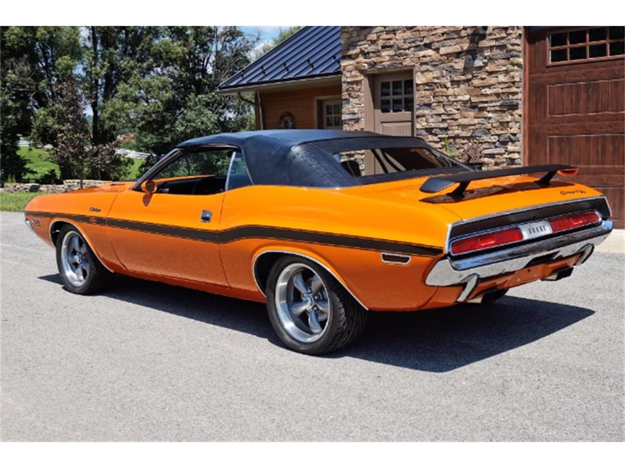 Large Picture of Classic '70 Challenger located in Indiana Pennsylvania Offered by Hanksters Muscle Cars - LM52