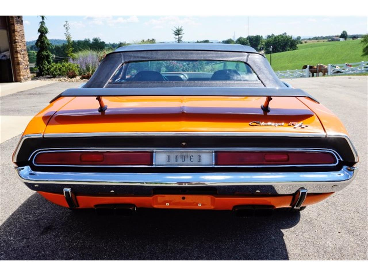 Large Picture of 1970 Challenger Offered by Hanksters Muscle Cars - LM52