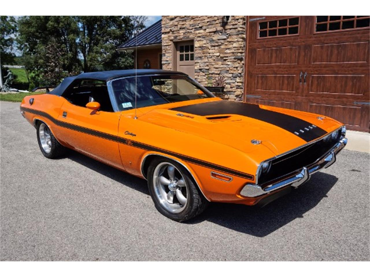 Large Picture of Classic '70 Dodge Challenger - LM52