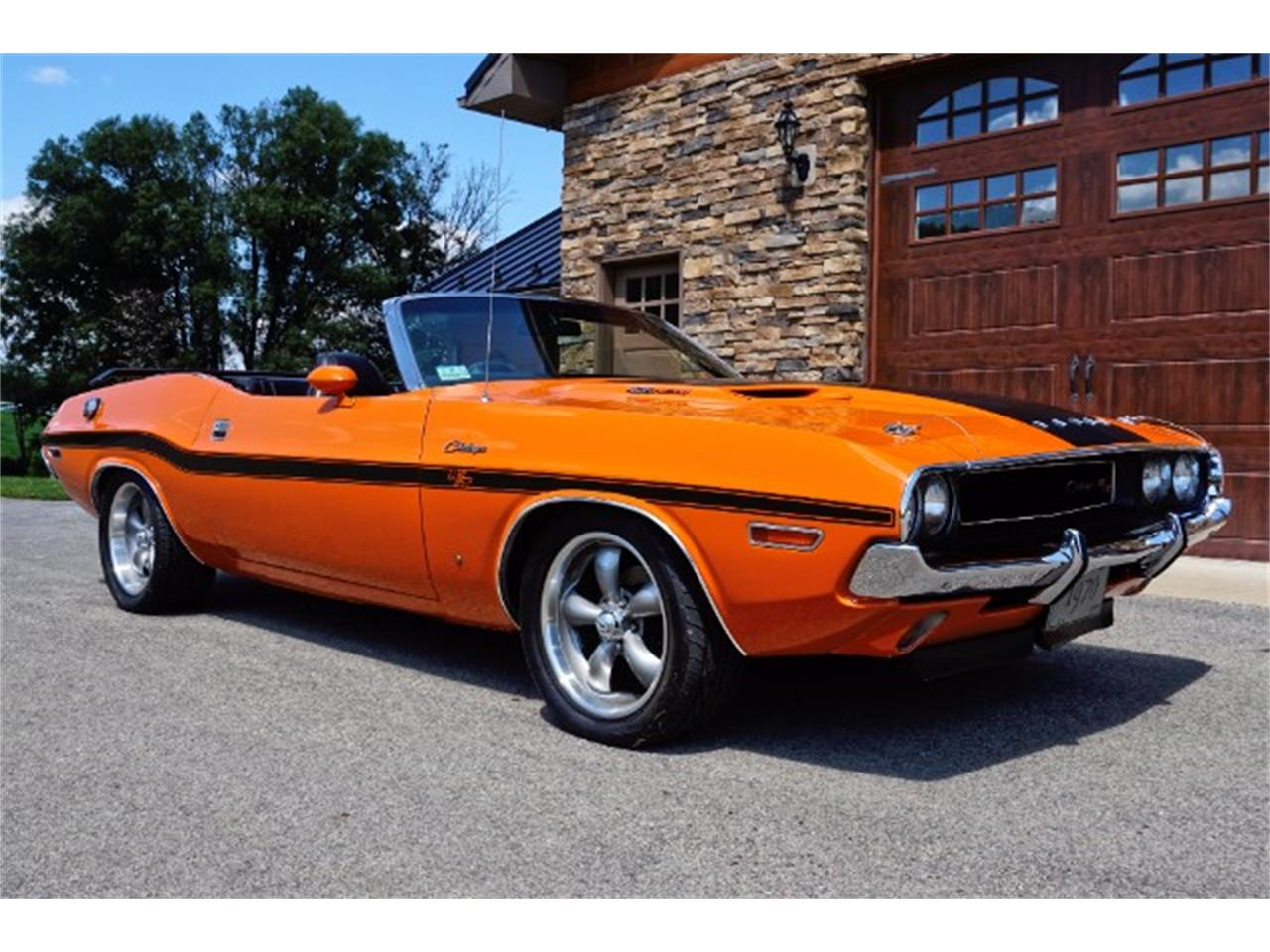 Large Picture of Classic 1970 Dodge Challenger Offered by Hanksters Muscle Cars - LM52