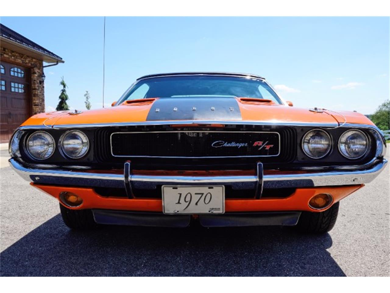 Large Picture of '70 Dodge Challenger located in Pennsylvania - LM52