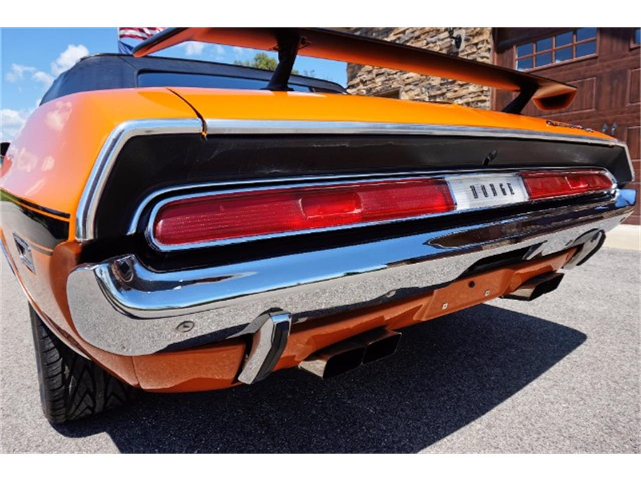 Large Picture of Classic 1970 Dodge Challenger - $79,900.00 Offered by Hanksters Muscle Cars - LM52