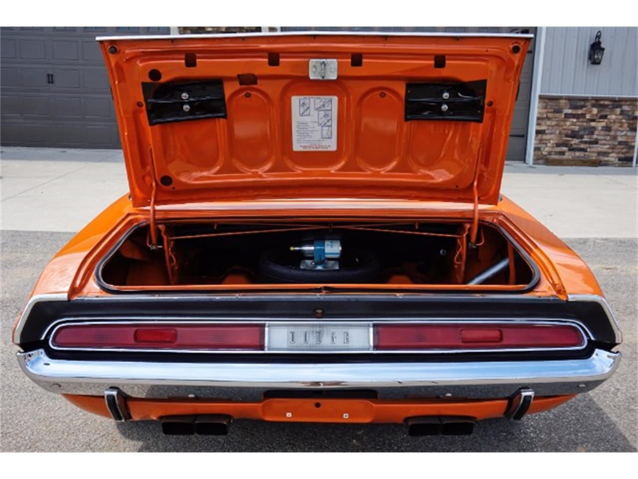 Large Picture of Classic 1970 Challenger located in Pennsylvania Offered by Hanksters Muscle Cars - LM52