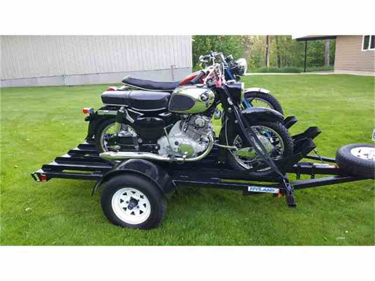 Large Picture of '65 Motorcycle - LFO5