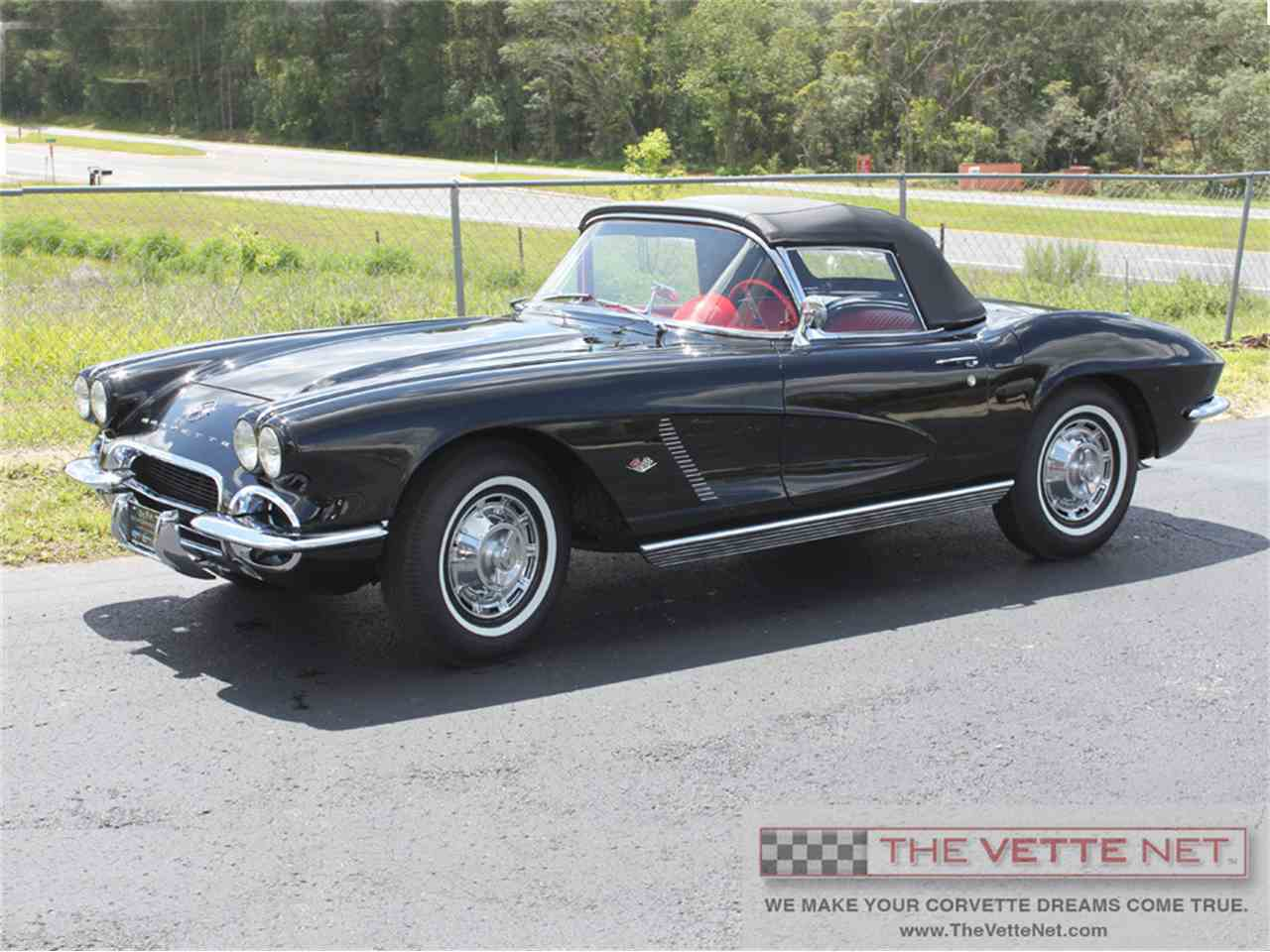 Large Picture of '62 Corvette - LM72