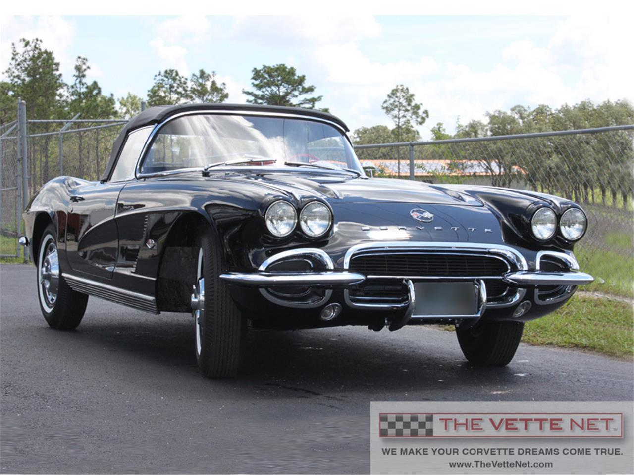 Large Picture of 1962 Corvette located in Florida Offered by The Vette Net - LM72