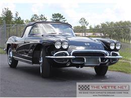 Picture of Classic 1962 Corvette - LM72