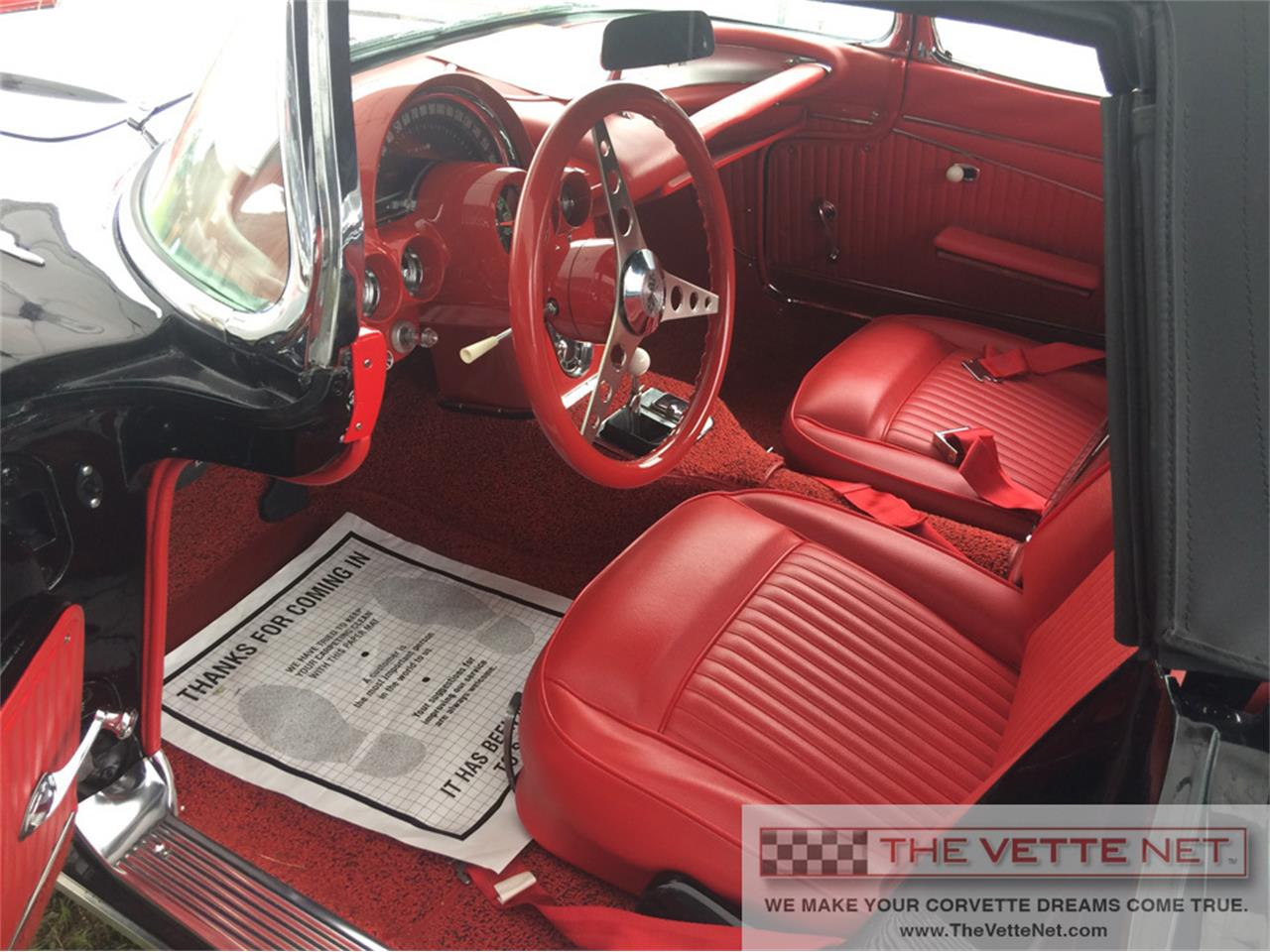 Large Picture of '62 Chevrolet Corvette located in Sarasota Florida Offered by The Vette Net - LM72