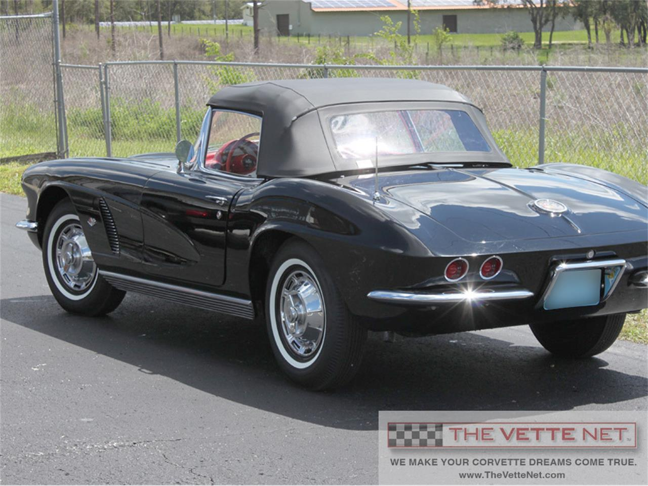 Large Picture of Classic 1962 Corvette located in Sarasota Florida Offered by The Vette Net - LM72