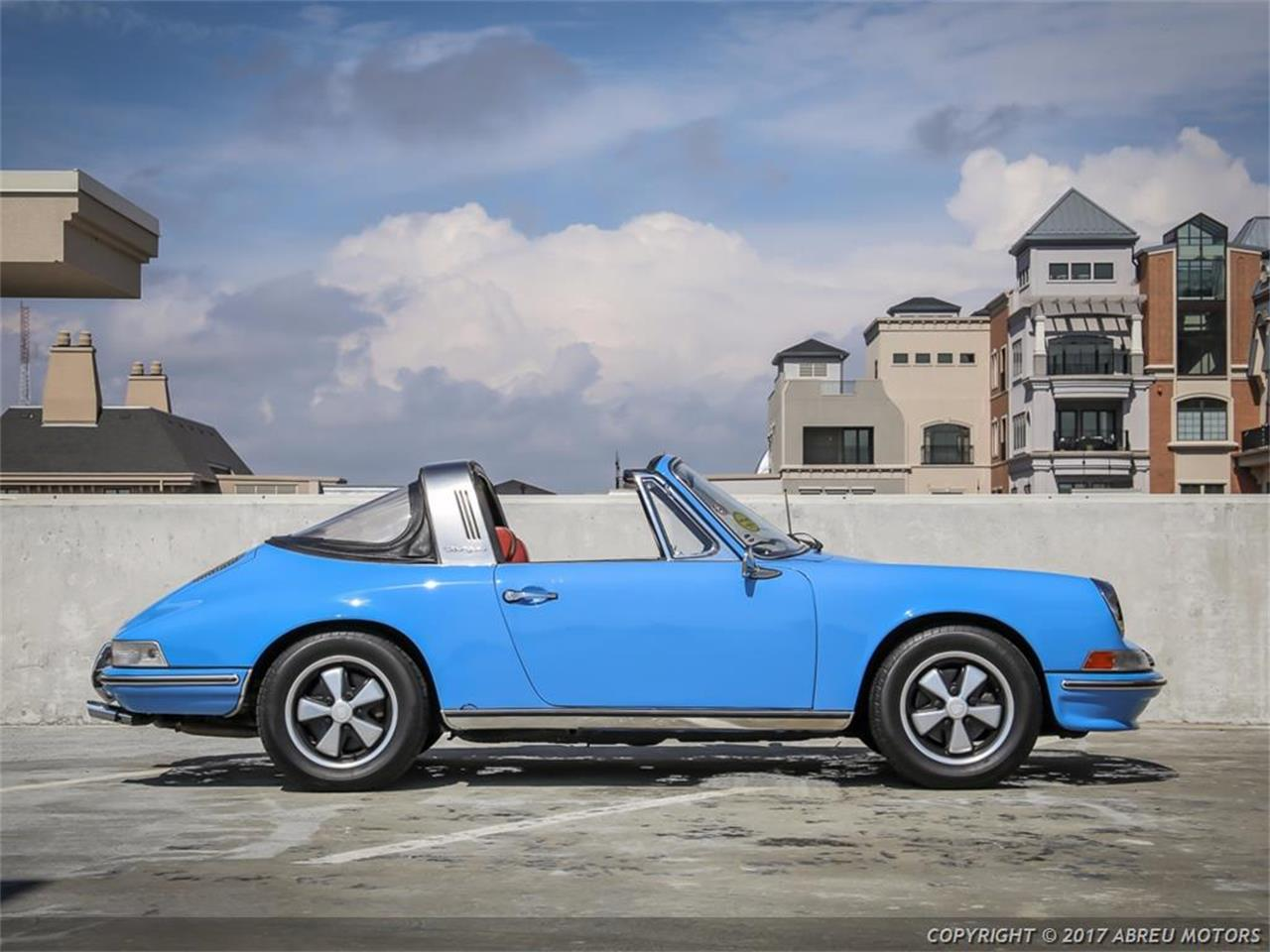 Large Picture of '71 911 - LM7T