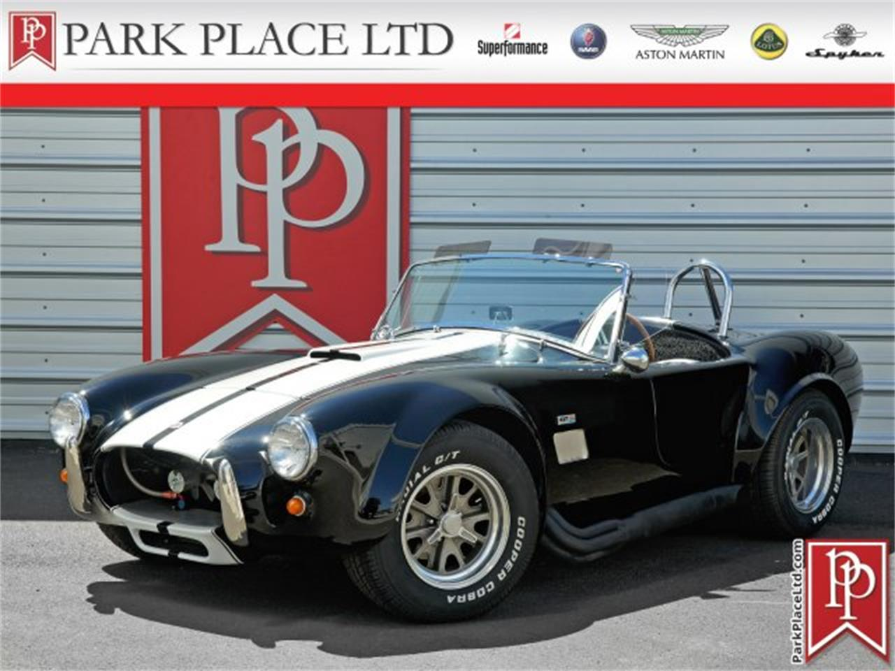 Large picture of classic 67 427sc roadster located in washington offered by park place ltd
