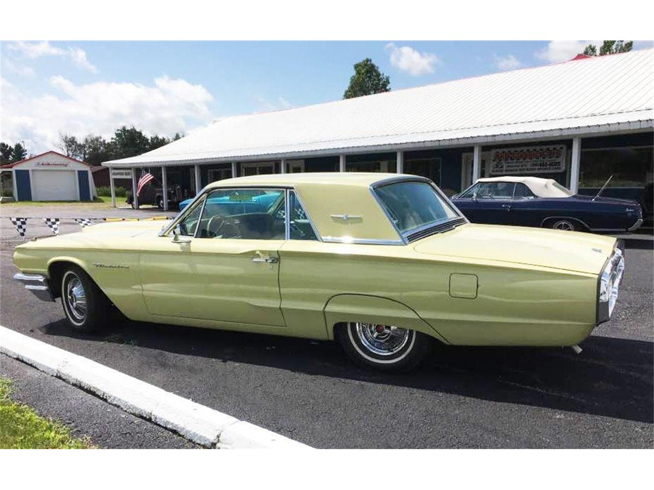 Large Picture of 1964 Ford Thunderbird located in New York Offered by AB Classic Cars - LM8L