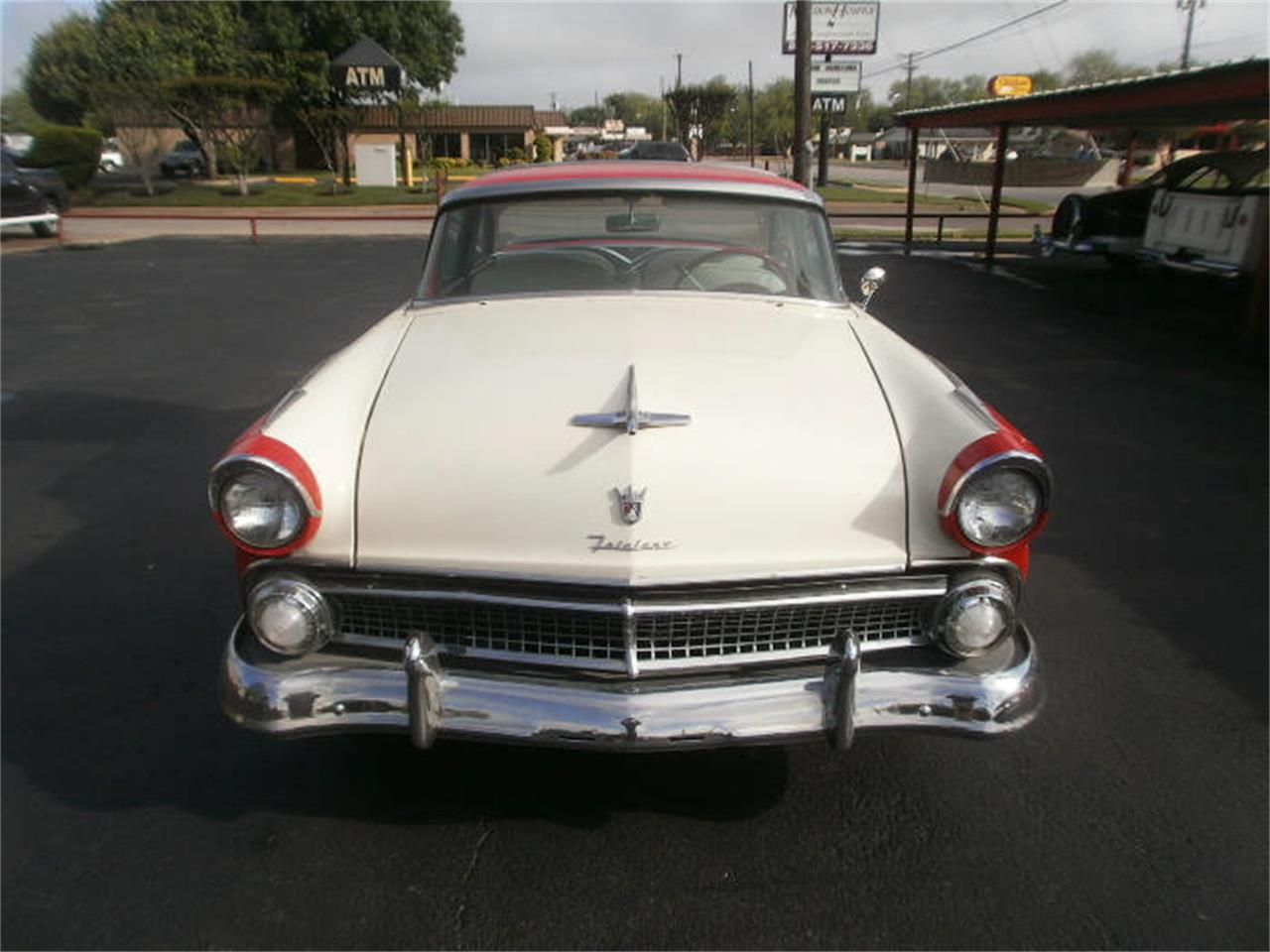 Large Picture of Classic 1955 Crown Victoria Offered by Griffin's Classic Cars - LG9Q