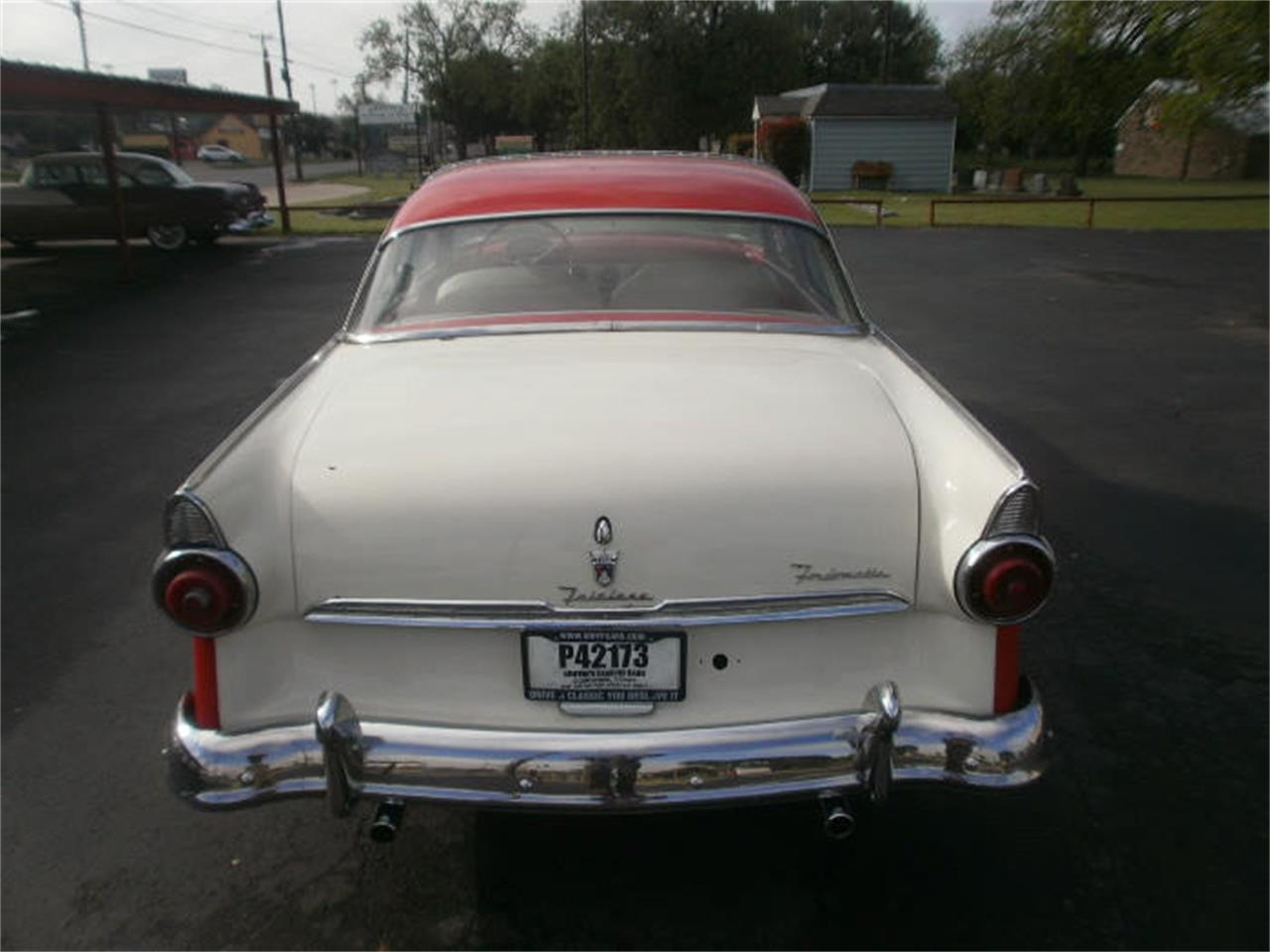 Large Picture of Classic '55 Crown Victoria located in Texas - $25,500.00 Offered by Griffin's Classic Cars - LG9Q