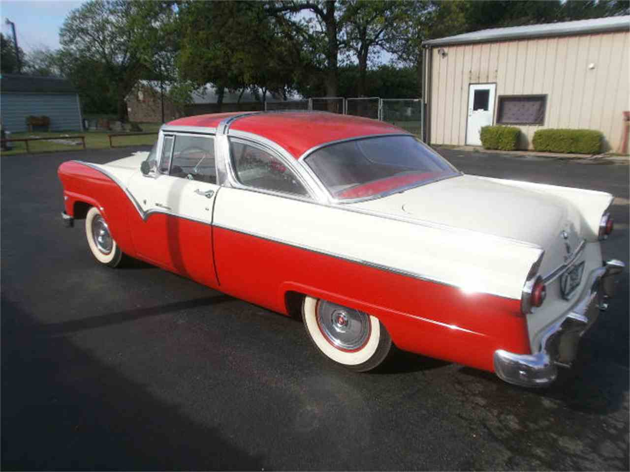 Large Picture of '55 Crown Victoria - LG9Q