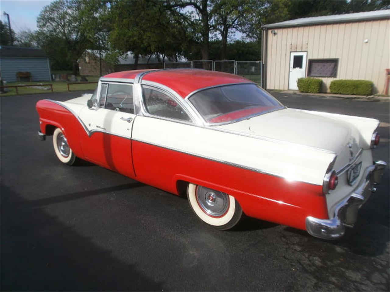 Large Picture of '55 Ford Crown Victoria - LG9Q