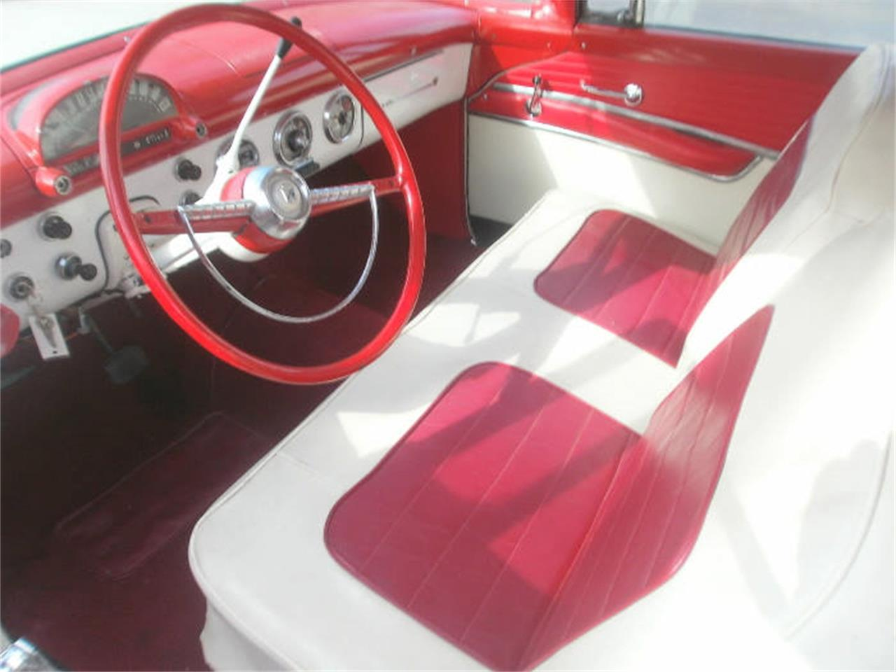 Large Picture of 1955 Ford Crown Victoria located in Texas - $25,500.00 Offered by Griffin's Classic Cars - LG9Q