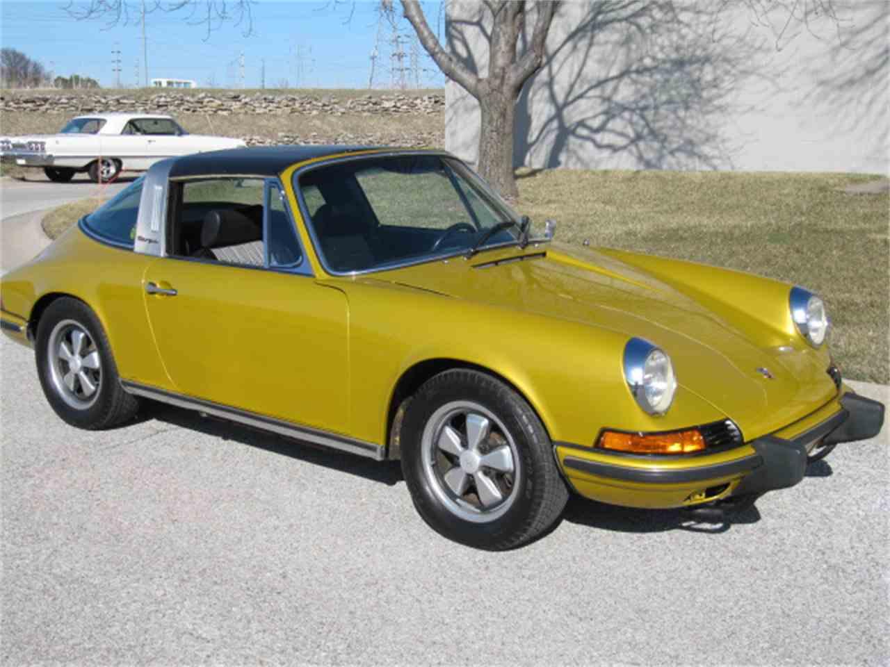 1973 Porsche 911 for Sale | ClicCars.com | CC-1008701