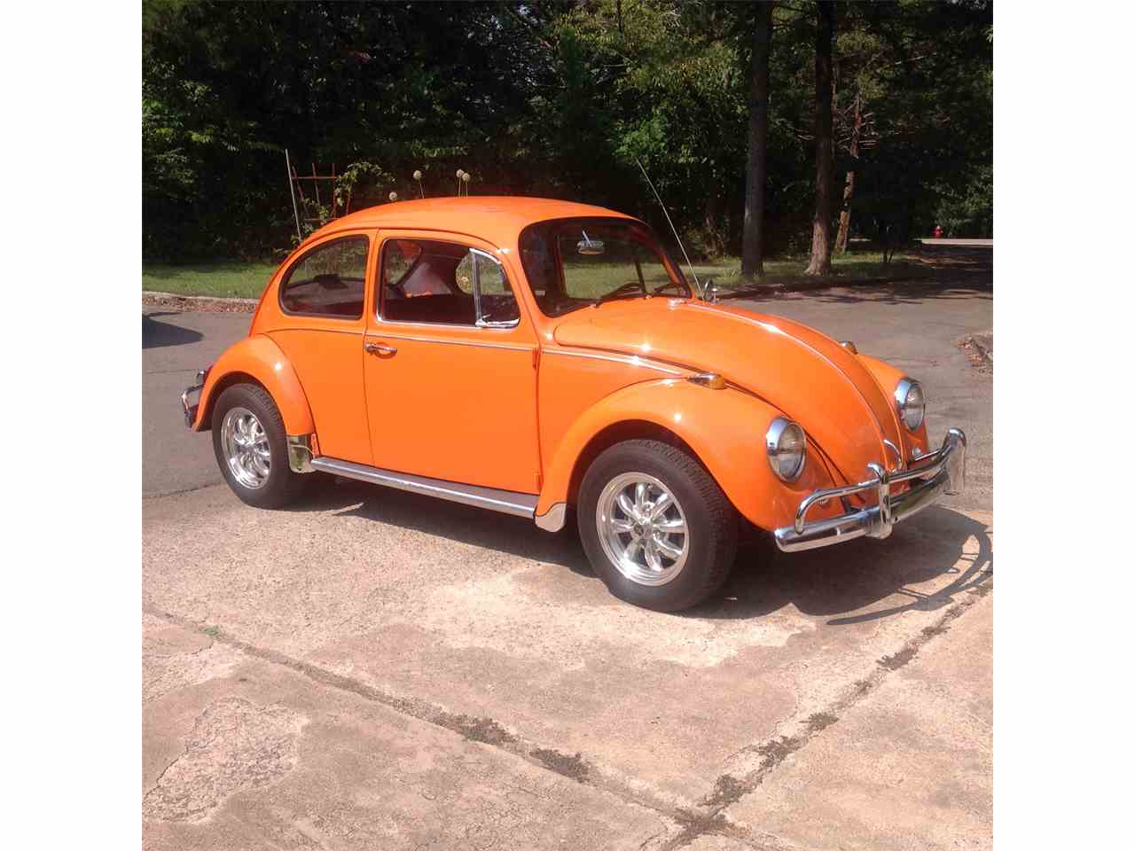 Large Picture of 1967 Volkswagen Beetle located in Oklahoma - LMBP