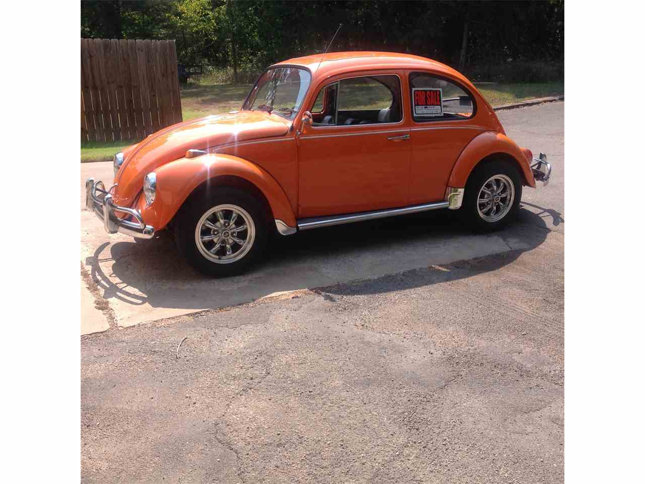 Large Picture of '67 Beetle - LMBP