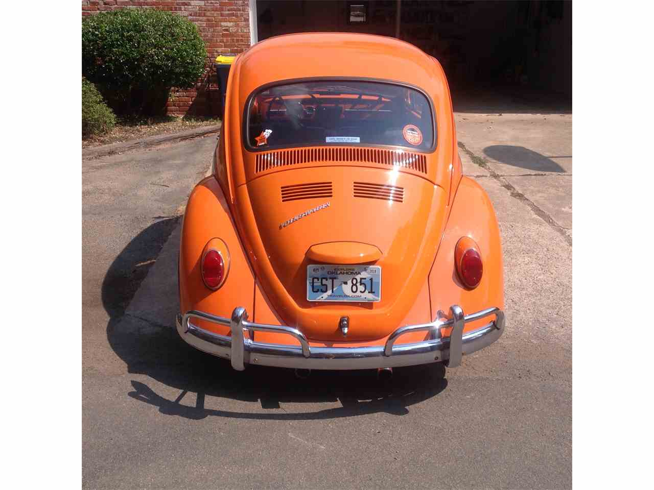 Large Picture of 1967 Beetle located in Oklahoma - LMBP