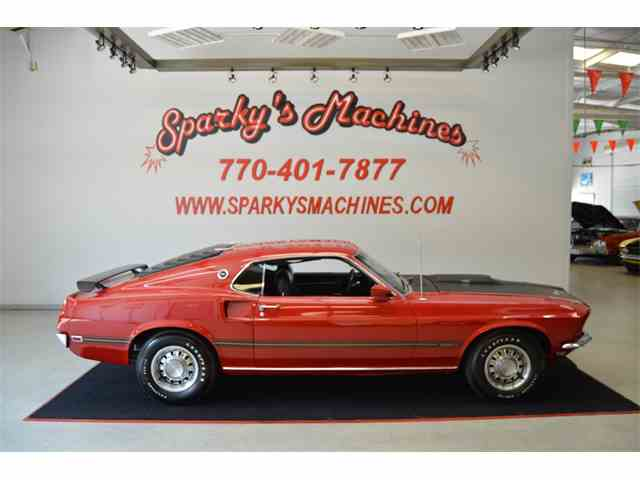 Picture of '69 Mustang - LMBY