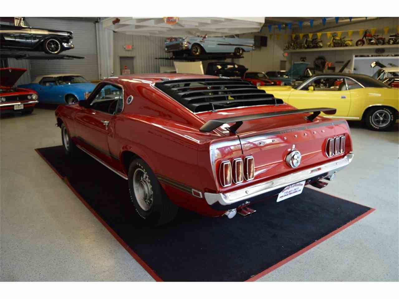 Large Picture of '69 Mustang - LMBY