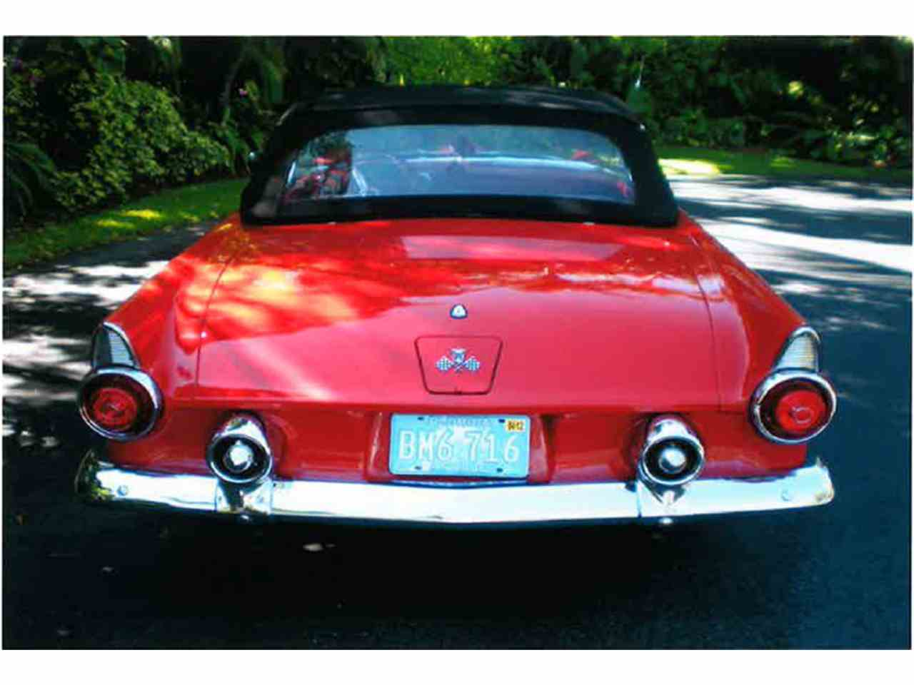 Large Picture of 1955 Thunderbird located in Florida Offered by a Private Seller - LMC8