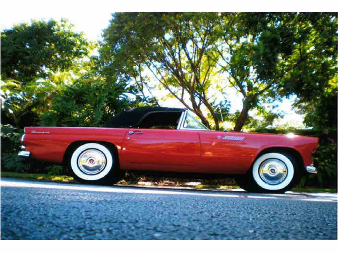 Large Picture of 1955 Thunderbird Offered by a Private Seller - LMC8