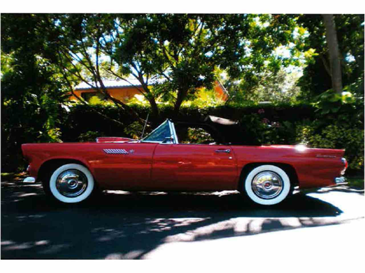 Large Picture of Classic 1955 Thunderbird located in Florida - $41,000.00 Offered by a Private Seller - LMC8