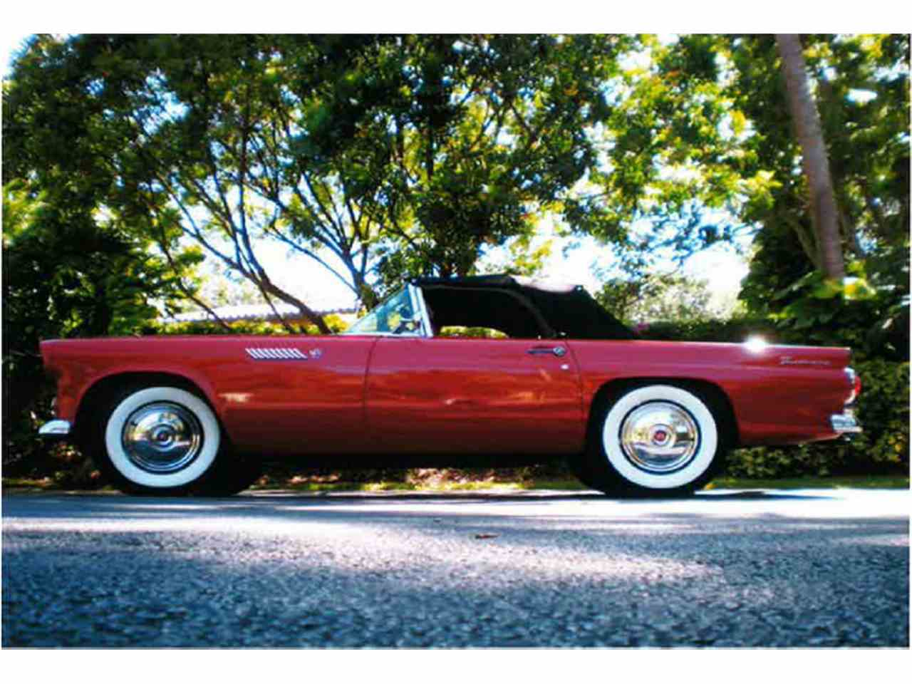 Large Picture of '55 Ford Thunderbird - $41,000.00 - LMC8