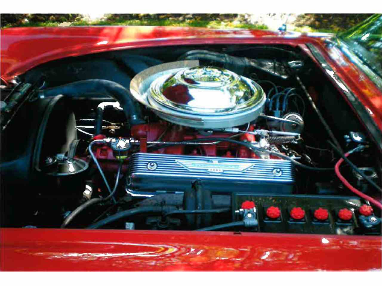 Large Picture of 1955 Ford Thunderbird Offered by a Private Seller - LMC8