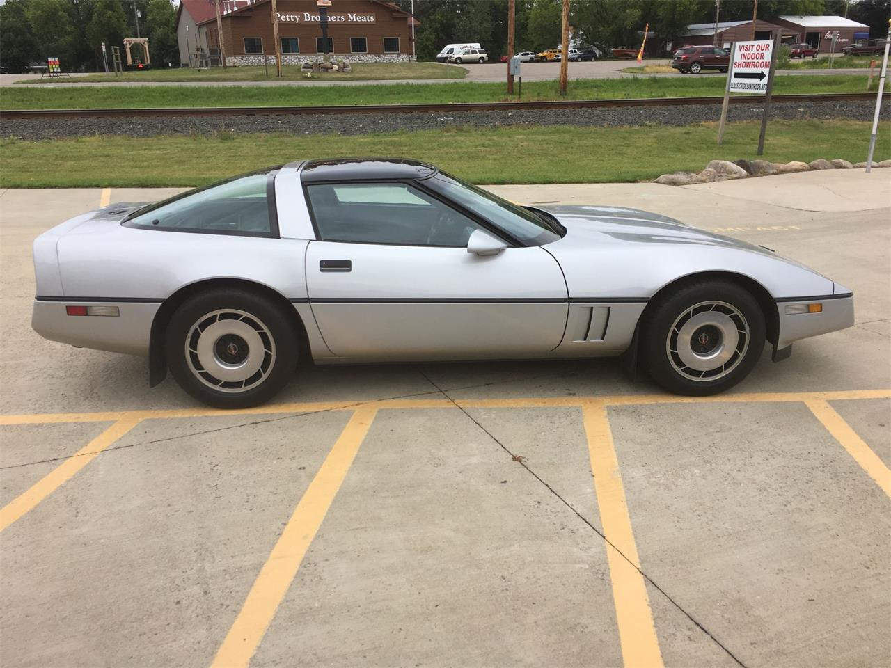 Large Picture of '84 Corvette located in Annandale Minnesota Offered by Classic Rides and Rods - LME4