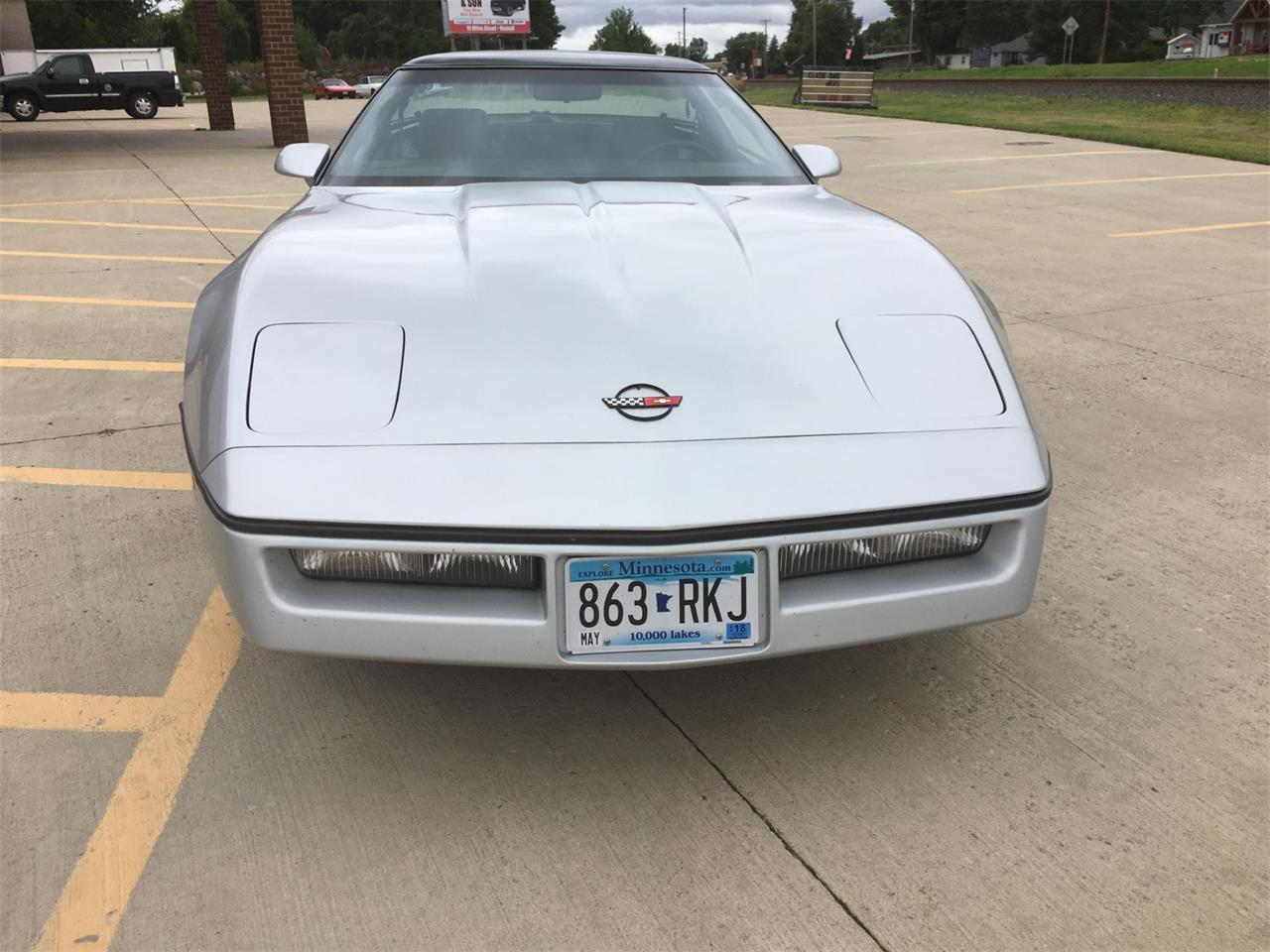 Large Picture of 1984 Corvette located in Annandale Minnesota Offered by Classic Rides and Rods - LME4