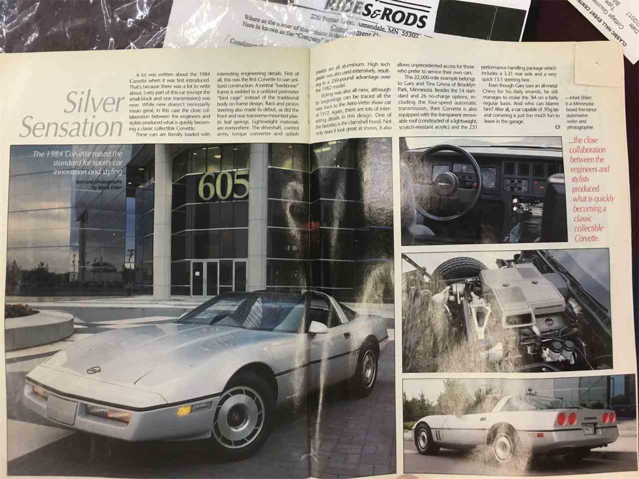 Large Picture of '84 Corvette - LME4