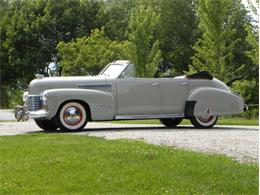 Picture of 1941 Cadillac Series 41-62 Convertible Sedan located in Volo Illinois Offered by Volo Auto Museum - LGAA