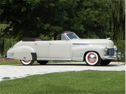 Picture of 1941 Series 41-62 Convertible Sedan located in Volo Illinois Offered by Volo Auto Museum - LGAA