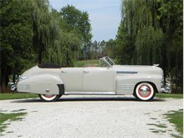 Picture of '41 Cadillac Series 41-62 Convertible Sedan - $42,500.00 - LGAA