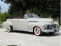 Picture of Classic 1941 Cadillac Series 41-62 Convertible Sedan located in Volo Illinois - $42,500.00 - LGAA